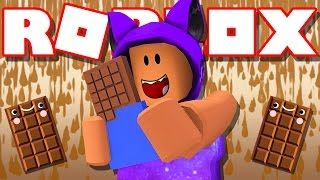 CHOCOLATE FACTORY IN ROBLOX!! Schokolade Tycoon Factory 🎮