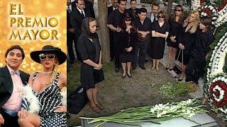 El premio mayor: Rosario despide al amor de su vida | Escena - C-50 | Tlnovelas