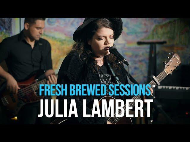 #acoustic #singersongwriter Julia Lambert | Junk Drawer | Fresh Brewed Sessions ™