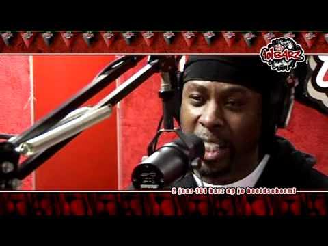 Genius/GZA (Wu-Tang Clan) Freestyle - 101 Barz