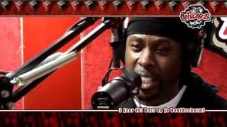 A sick session by GZA from Wu Tang @ 101 Barz. Een zieke sessie doo...