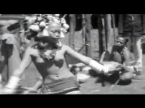 Old Borneo, A  Mystical Tribal Dancer with Sape Music