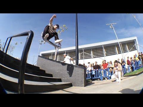 Best Trick Contest Skatepark Camas