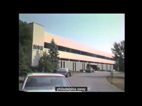 How Computer Chips are made - Commodore Computer Factory Tour - German w English subtitles 1984 MOS