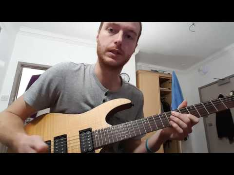 Thumping Pattern Tutorial #3 | Animals as Leaders - Physical Education (Bridge Lesson)