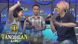 """Tawag ng Tanghalan Kids: Vice Ganda to Anne, """"Anong pakiramdam ng wala kang sinabing tama?"""""""