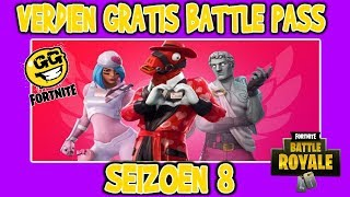 Omg!! FORTNITE comes ROCK HARD 🙏 EARN a FREE BATTLEPASS SEASON 8 (Battle Royale) PLAYR NINE