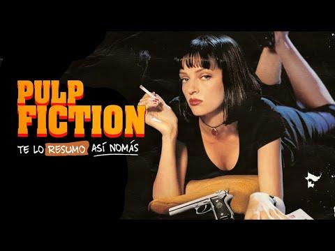 Pulp Fiction | Te Lo Resumo Así Nomás#184