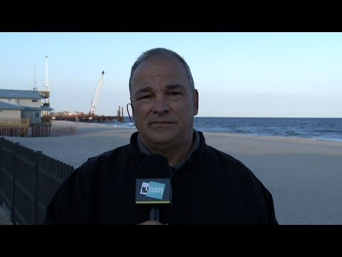 Seaside Heights Mayor Grateful For Officials' Help In Sandy Recovery