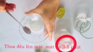 Cách tẩy da chết bằng chanh và muối cực hiệu quả  nhu the nao