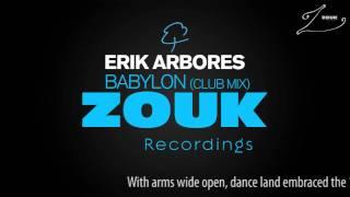 Erik Arbores - Babylon (Club Mix)