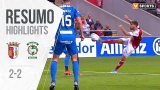 Highlights   Resumo: Sp Braga 2-2 Marítimo (Liga 19/20 #6)