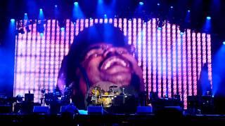 Santana - Soul Sacrifice - Dennis Chambers Drum solo - Live in Locarno 2011 (Moon & Stars)