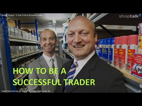 How To Be A Successful eBay, Amazon and Marketplace Trader