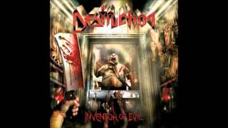 Destruction - Twist of Fate w/ lyrics