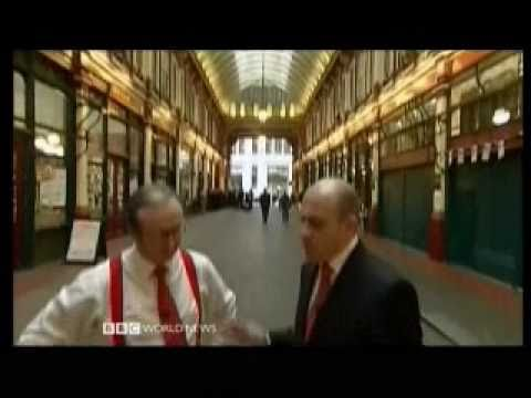 The City of London - Money and Power 1 of 2 - BBC  Documenta