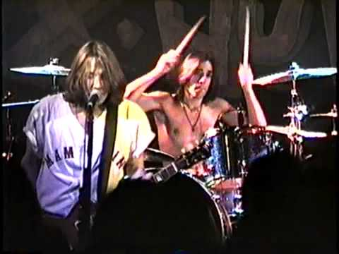 Enuff Z'Nuff - We're All Alright (Live - Jackhammers 1997)
