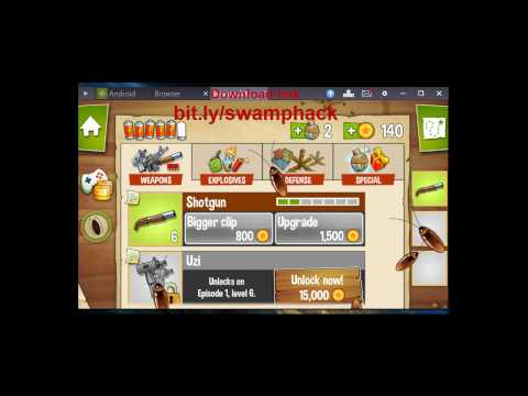 Swamp Attack Hack Cheat Tool Unlimited Coins Android/iOS