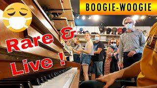 Rare Live Boogie Woogie - Ben Toury