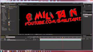 Bmilitant Intro Speed Art.
