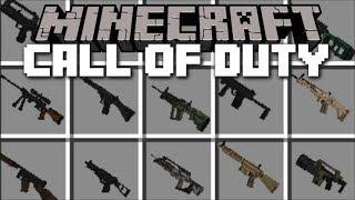 Minecraft Silah Modu - Tüm Sürümler