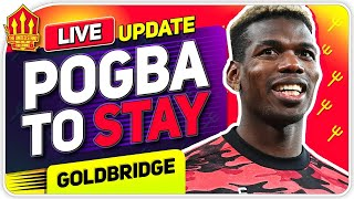 Pogba Open To Staying! Varane for 70 Million? Man Utd News Now