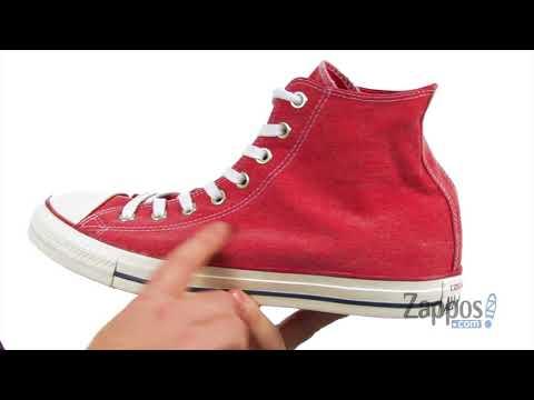 Converse Chuck Taylor® All Star® Hi Stonewash SKU: 8992278