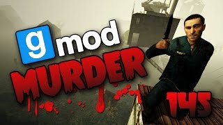 Deadly Rock Paper Scissors! (Gmod Murder #145)
