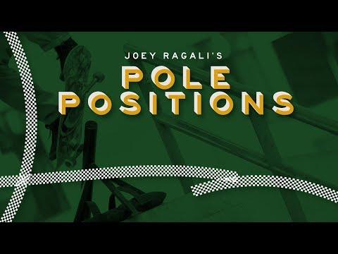 Joey Ragali's Pole Positions