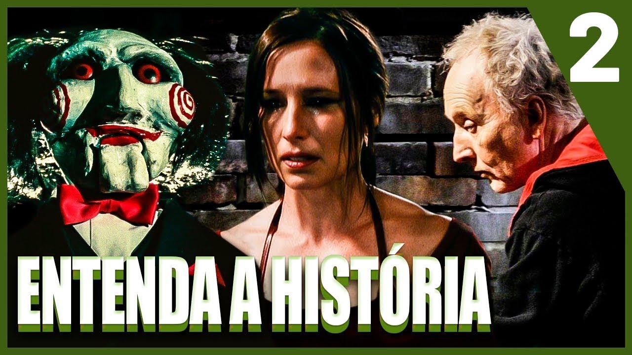 Saga Jogos Mortais | História dos filmes, cronologia e mais | PT. 2