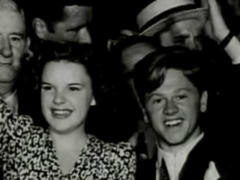 JUDY GARLAND: 'LAST NIGHT WHEN WE WERE YOUNG' WITH VINTAGE FOOTAGE.