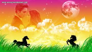 Tutorial Photoshop - Paisaje Surrealista - Bella & Edward twilight saga