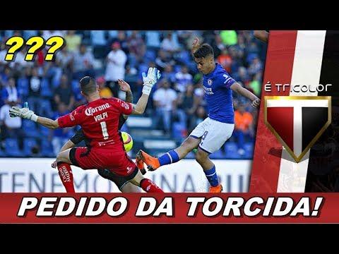 NOTICIAS ATUALIZADAS SÃO PAULO FC, GOLEIRO NO RADAR, CARNEIRO, AGUIRRE, REPUDIO, R CENI, MULTA ALTA