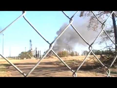 explosion in Tyler Texas from robertds1962 USA