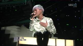 Video G-DRAGON_0923_SBS Inkigayo_THAT XX(그 XX) download MP3, 3GP, MP4, WEBM, AVI, FLV Mei 2018