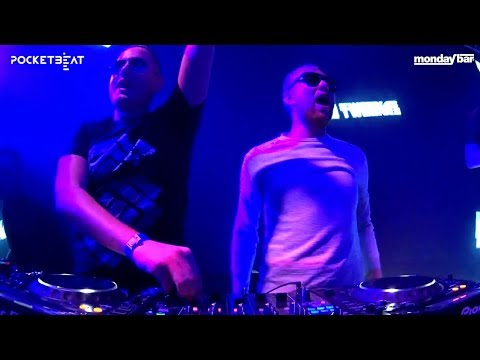 Full set - Da Tweekaz at Monday Bar Jubilee Cruise - HQ audio and video