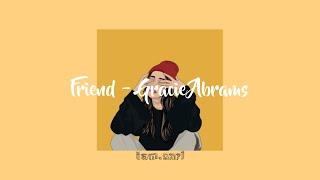 Download Gracie Abrams - Friend (Lirik Video)