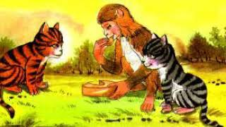 Two Cats And Monkey Story In Marathi