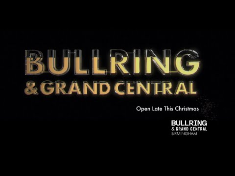 Bullring & Grand Central Christmas TV Advert 2017