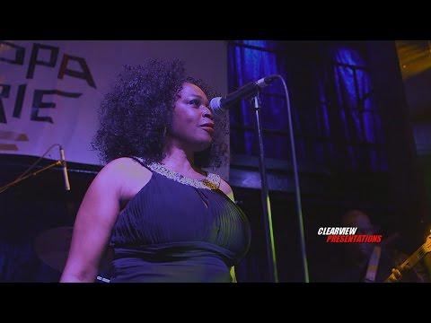 Sandra Cross Live at The Jazz Cafe