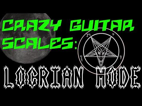 Crazy Scales: The Locrian Mode