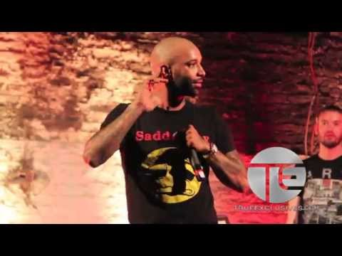 """Joe Budden Performs """"10 Mins."""" LIVE at The Wick in Brooklyn"""