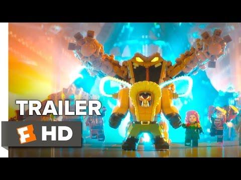 The Lego Batman Movie 'Wayne Manor' Teaser TRAILER 1 (2017) - Will Arnett Movie HD