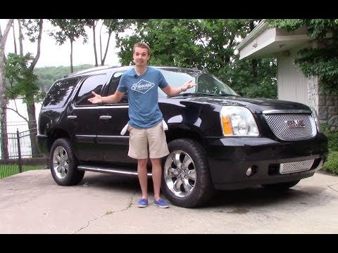 An Idiot's Guide to the 2007-2014 Yukon, Tahoe, Suburban, and Escalade