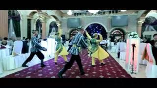 Самая красивая свадьба 2015 Жасур&Баргида Шымкент