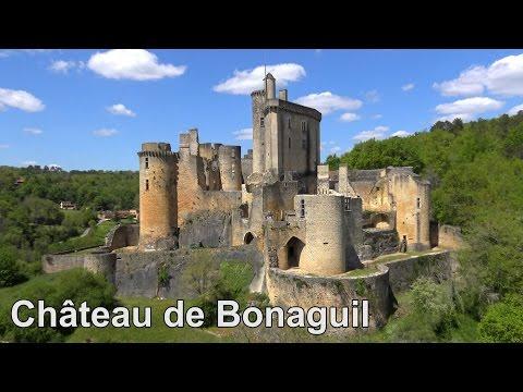 Château de Bonaguil - Vues du Ciel 4K - Drone Expert