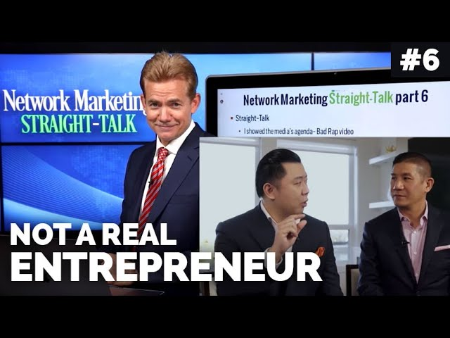 Straight Talk: You're Not a Real Entrepreneur?
