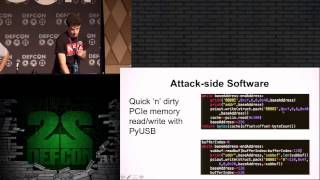 Def Con 22 - Joe Fitzpatrick And Miles Crabill - Nsa Playset: Pcie