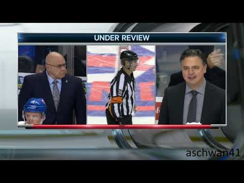 NHL has some explaining to do... - Controversial Goal NYI vs VAN