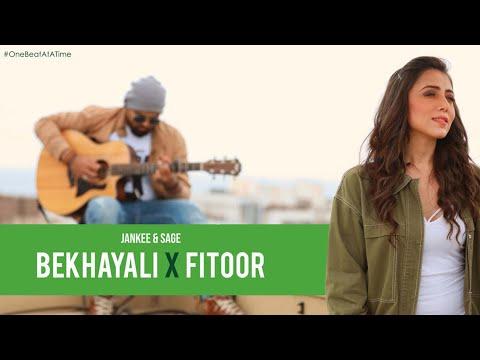 Bekhayali   Fitoor Unplugged   Jankee feat. Sage #OneBeatAtATime   Female version   Kabir singh